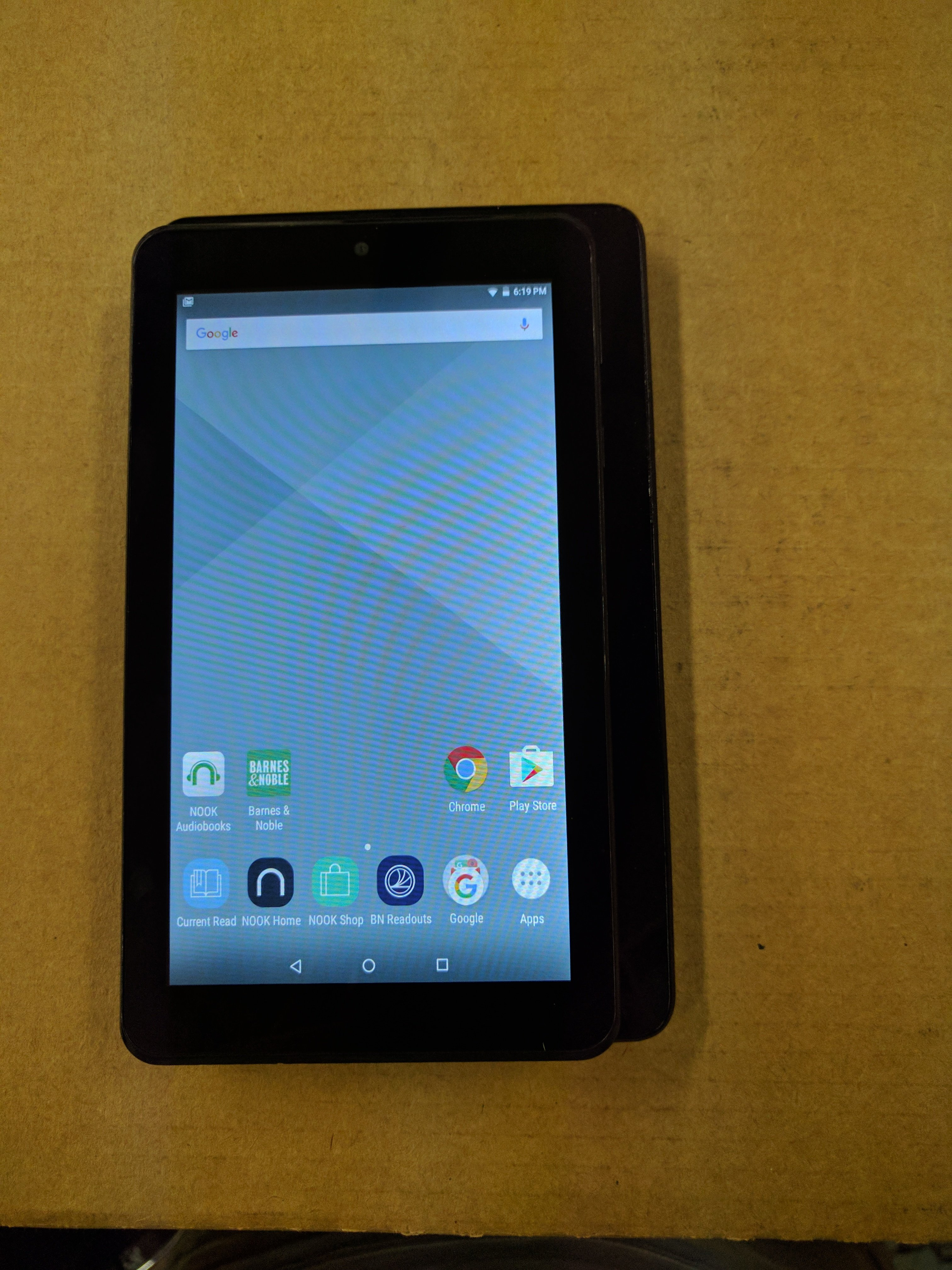 Barnes And Noble Nook Tablet Impressions